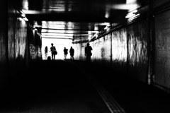 あの世へのトンネル