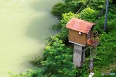 庄川旅2(見張り台)