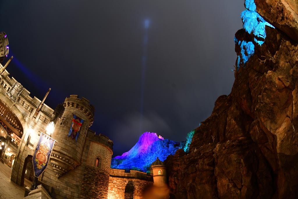 希望の光 …ディズニーシーの彩り