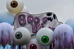 """オバケちゃんの風船屋さん …スプーキー""""Boo""""・2018"""