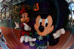 Trick or Treat  …Disney's・HALLOWEEN・2018