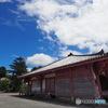 夏空と浄土寺