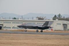 名古屋飛行場 F-35  ⑦