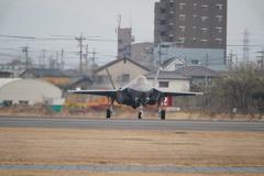 名古屋飛行場 F-35  ②
