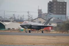 名古屋飛行場 F-35  ④