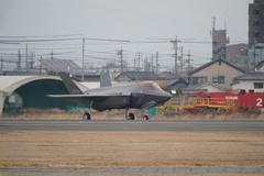 名古屋飛行場 F-35  ①