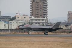名古屋飛行場 F-35  ⑤