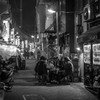 Tokyo night  walk