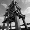 三内丸山遺跡 大型掘立柱建物 1