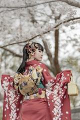 桜の道化師♪