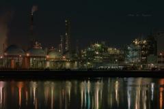 工場夜景✨❷