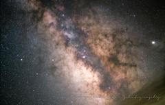 夏の一枚  Galactic Bulge