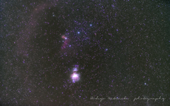 Orion violet
