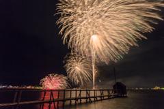 2019/7/21 湯梨浜夏祭り 水郷祭