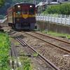 わたらせ渓谷鉄道(下り)