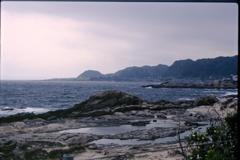 ある日の海岸(2000年5月)