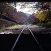 秋のインクライン