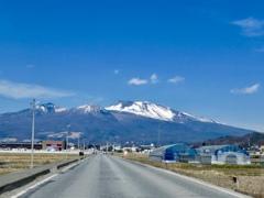 いつもと違う浅間山