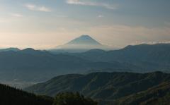 初夏の富士①