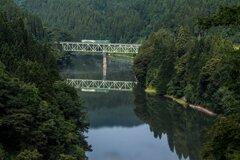 第二只見川橋梁