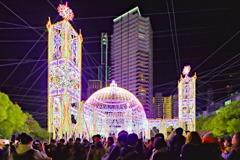 25回めの神戸ルミナリエ 6
