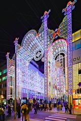 25回めの神戸ルミナリエ 1