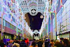 25回めの神戸ルミナリエ 2