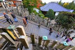 東大寺二月堂階段