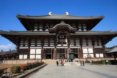 京都-奈良~大仏殿~