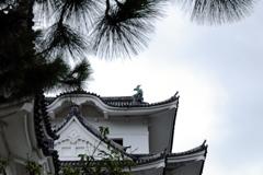 伊賀上野城ー白鳳城 天守閣