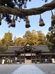 大神神社にて