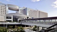 関西空港 エアロプラザ 青空だけはいつも通り