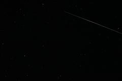 衛星の軌道。
