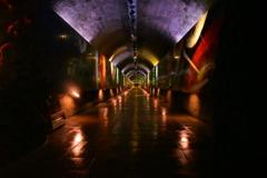 時空隧道。