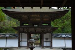 或る仏教寺院。