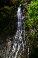 日本の滝百選の梯子その壱。