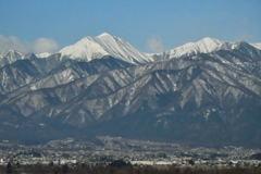 日本百名山。