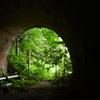 煉瓦隧道。