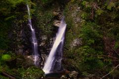 日本の滝百選の梯子その弐。