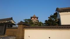 信長公縁の城。