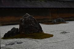 石庭の妙。