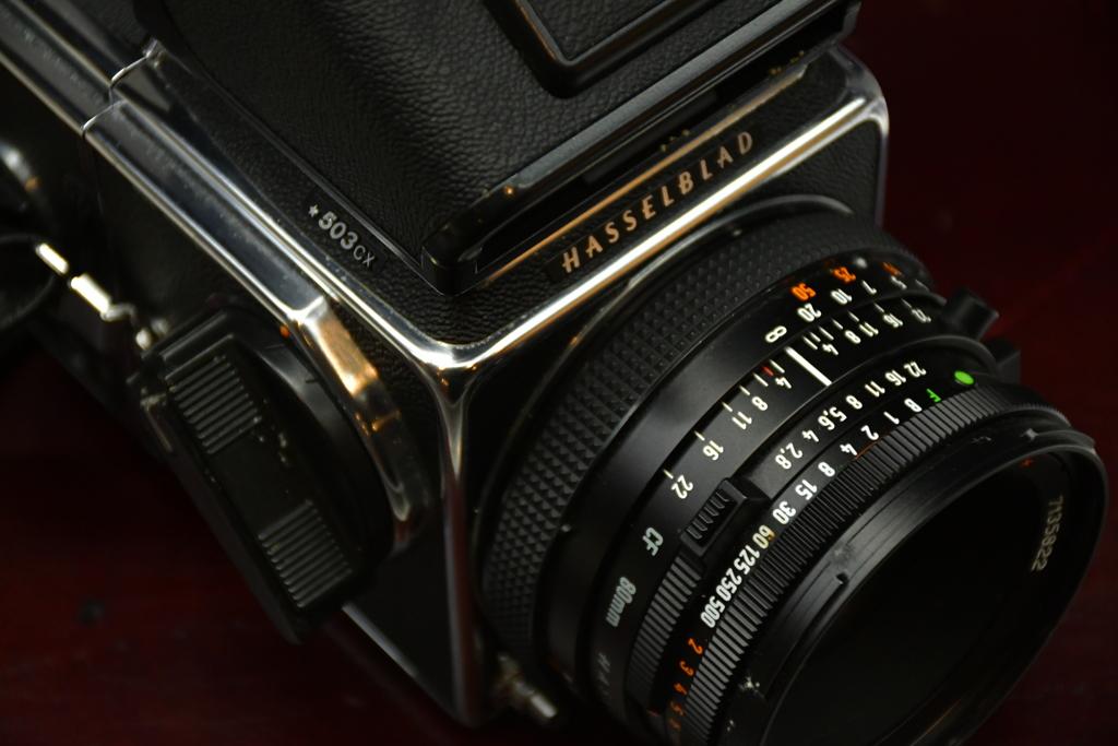 カメラマンのカメラ。