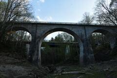 三の沢橋梁。