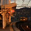 電車の在る風景。