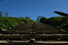 天国への階段!?