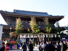 金剛山金乗院平間寺