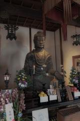 お散歩 in 飛鳥寺