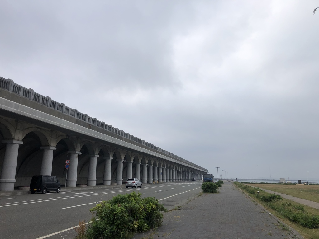 稚内…防波堤…2