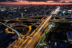 都市の血管
