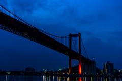 朝方の橋②